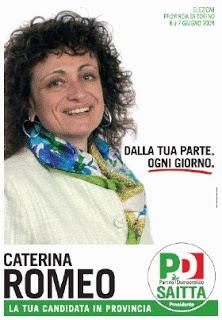 Caterina Romeo condannata a un anno e 4 mesi
