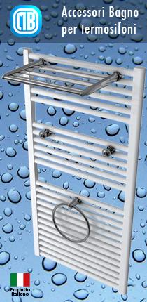 Accessori bagno per termosifoni