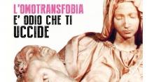 Giornata mondiale contro l'omofobia, è polemica sulla locandina